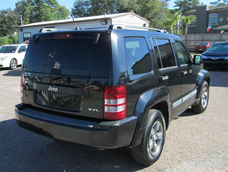 2008 Jeep Liberty 4x2 Sport 4dr SUV - Beaumont TX