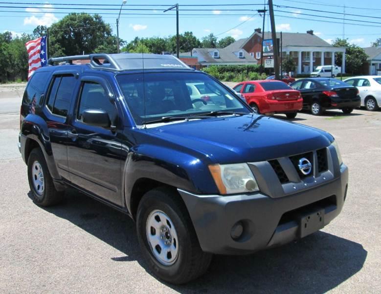 2008 Nissan Xterra 4x2 X 4dr SUV 5A - Beaumont TX