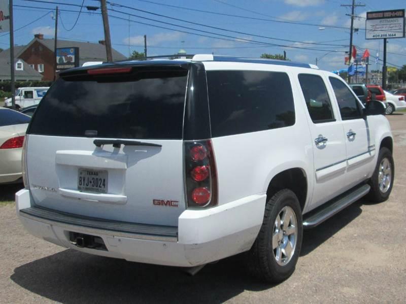 2007 GMC Yukon XL AWD Denali 4dr SUV - Beaumont TX