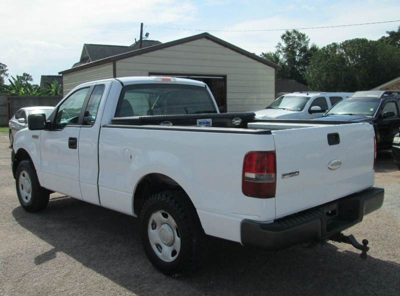 2007 Ford F-150 XL 2dr Regular Cab Styleside 8 ft. LB - Beaumont TX