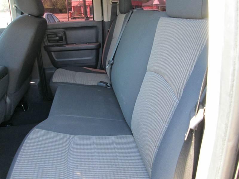 2009 Dodge Ram Pickup 1500 4x2 SLT 4dr Quad Cab 6.3 ft. SB - Beaumont TX