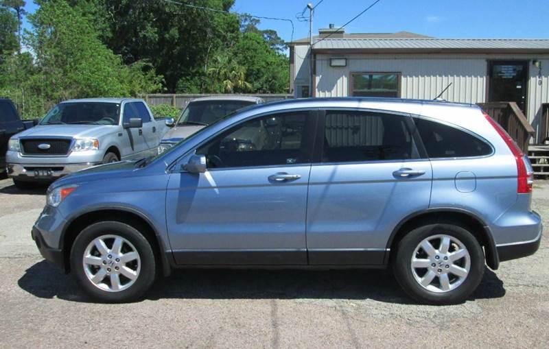 2008 Honda CR-V EX-L 4dr SUV w/Navi - Beaumont TX