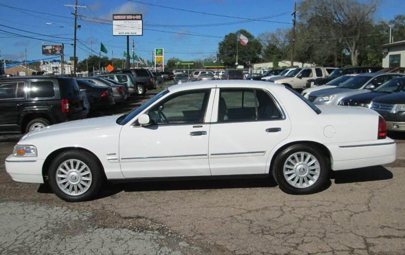 2009 Mercury Grand Marquis LS Sedan Luxury 4dr - Beaumont TX