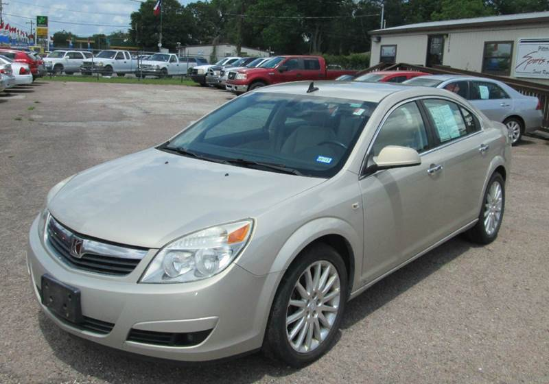 2009 Saturn Aura XR V6 4dr Sedan - Beaumont TX