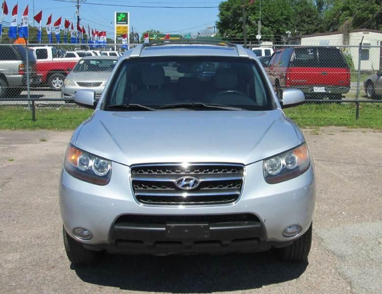 2007 Hyundai Santa Fe Limited 4dr SUV - Beaumont TX