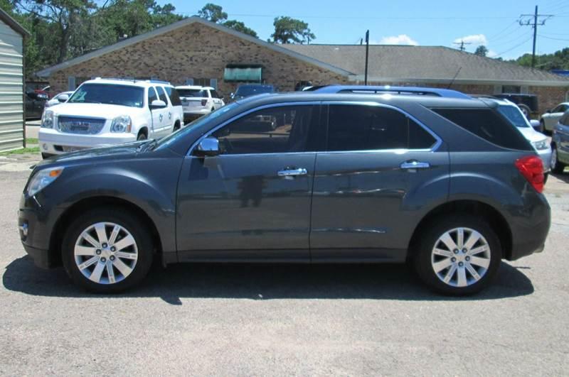 2011 Chevrolet Equinox LTZ 4dr SUV - Beaumont TX
