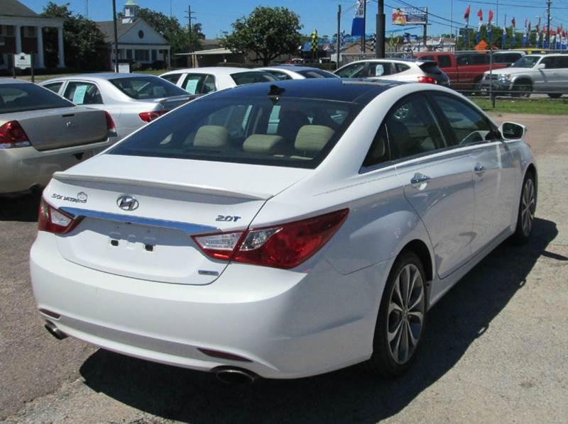 2013 Hyundai Sonata Limited 2.0T 4dr Sedan - Beaumont TX
