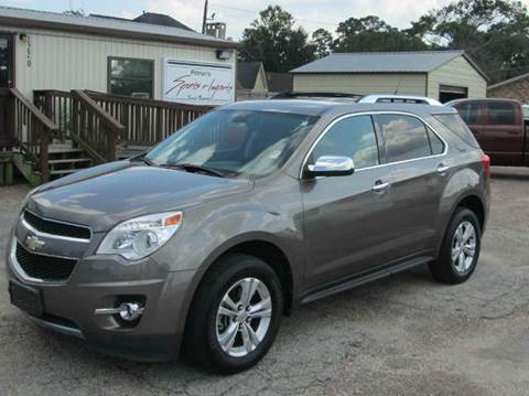 2011 Chevrolet Equinox for sale in Beaumont, TX