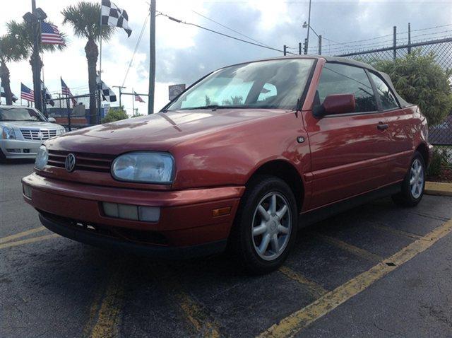 1996 Volkswagen Cabrio For Sale Carsforsale Com