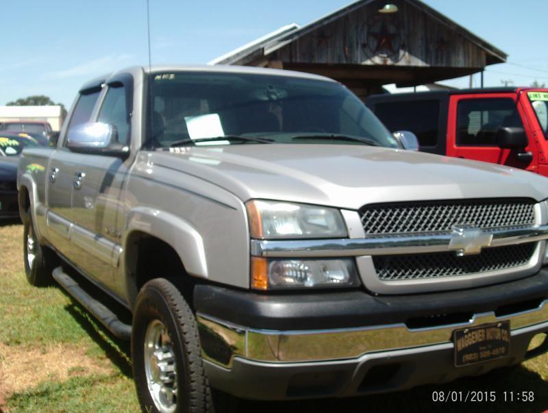 2005 Chevrolet Silverado 1500HD