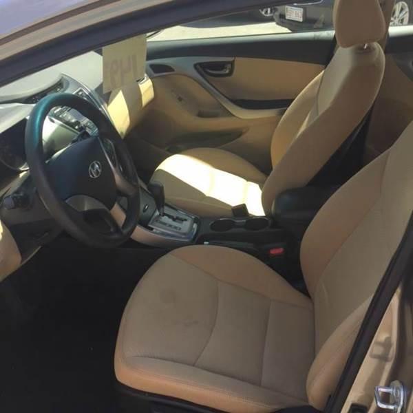 2013 Hyundai Elantra GLS 4dr Sedan - Fitchburg MA