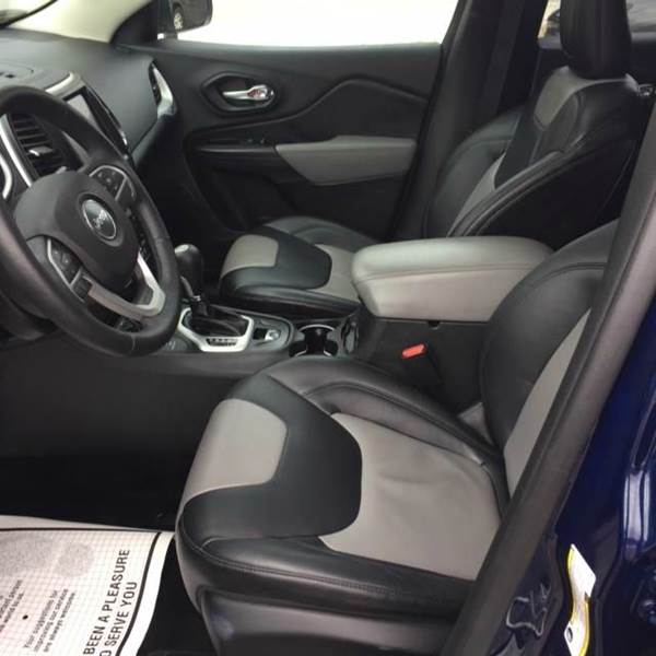 2014 Jeep Cherokee 4x4 Limited 4dr SUV - Fitchburg MA