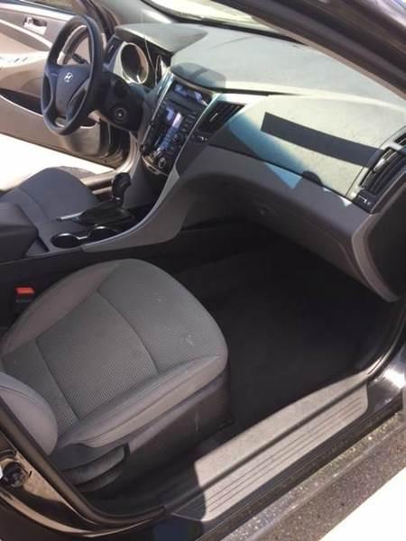 2013 Hyundai Sonata GLS 4dr Sedan - Fitchburg MA