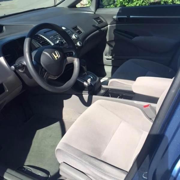 2006 Honda Civic EX 4dr Sedan w/Automatic - Fitchburg MA
