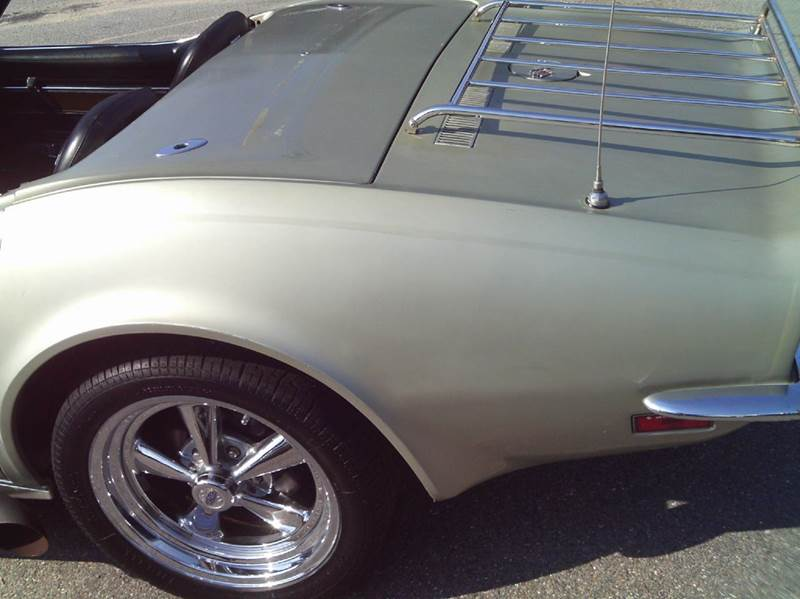 1972 Chevrolet Corvette STINGRAY - Fitchburg MA