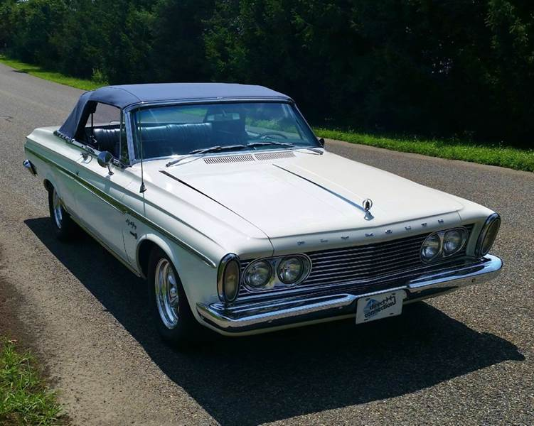 1963 Plymouth Sport Fury  - Whitehall PA
