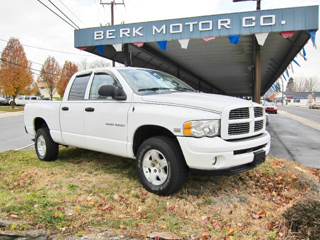 2003 Dodge Ram Pickup 1500 Laramie Quad Cab Short Bed 4wd