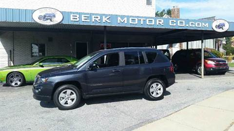 2014 Jeep Compass for sale in Whitehall, PA