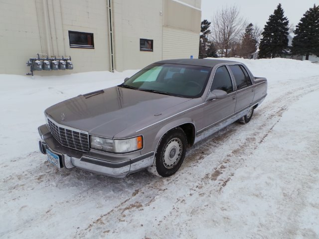 Used Cadillac Fleetwood For Sale Carsforsale Com