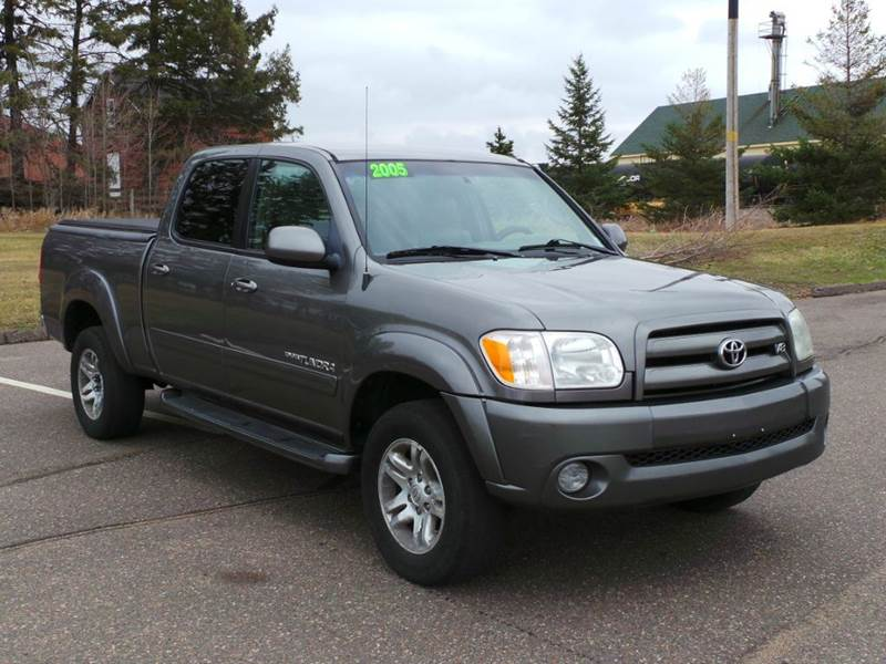 2005 toyota tundra 4dr double cab limited 4wd sb v8 in cambridge mn 1st avenue auto sales. Black Bedroom Furniture Sets. Home Design Ideas