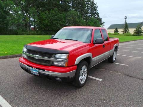 2006 Chevrolet Silverado 1500 for sale in Cambridge, MN