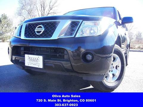 2009 Nissan Pathfinder for sale in Brighton, CO