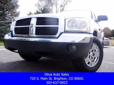 2005 Dodge Dakota for sale in Brighton, CO