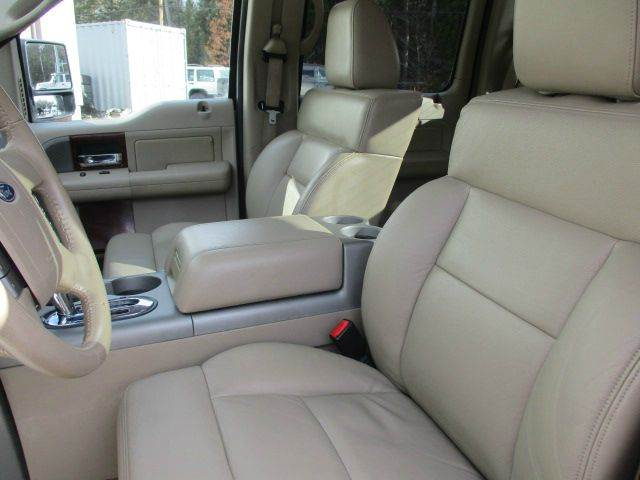 2007 Ford F-150 Lariat 4dr SuperCrew 4x4 Styleside 6.5 ft. SB - Epsom NH