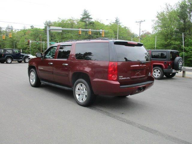 2008 GMC Yukon XL 4x4 SLT 1500 4dr SUV w/ 4SB - Epsom NH