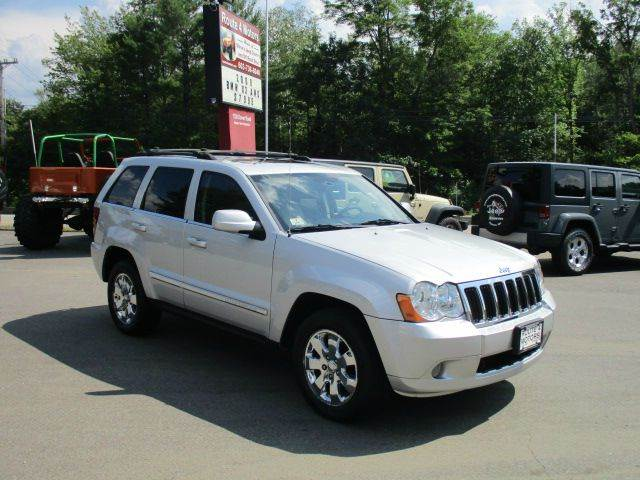 2008 Jeep Grand Cherokee 4x4 Limited 4dr SUV - Epsom NH