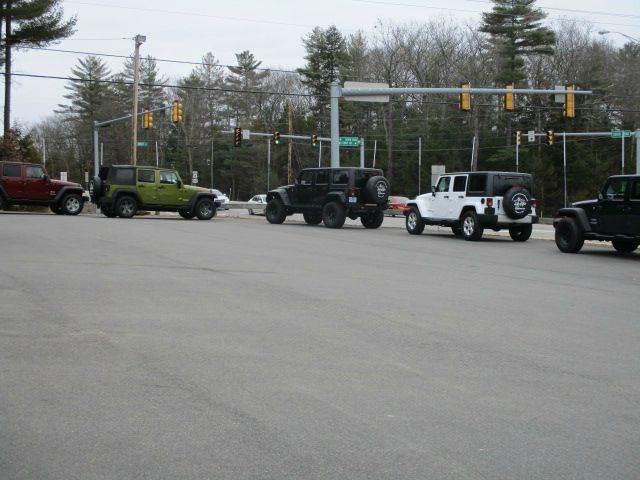 2008 Jeep Wrangler 4x4 X 2dr SUV - Epsom NH