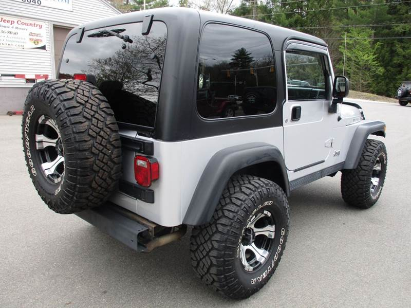 2004 Jeep Wrangler 2dr Rubicon 4WD SUV - Epsom NH