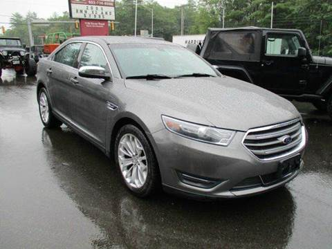 2014 Ford Taurus for sale in Epsom, NH