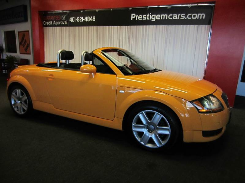 2005 Audi Tt For Sale In Warwick Ri