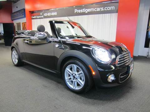 Mini cooper for sale rhode island Prestige motors warwick