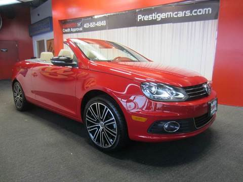 2014 Volkswagen Eos for sale in Warwick, RI