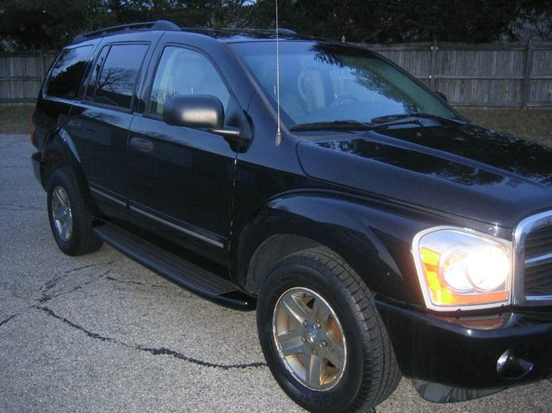 2005 Dodge Durango Limited 4WD 4dr SUV - Fairborn OH