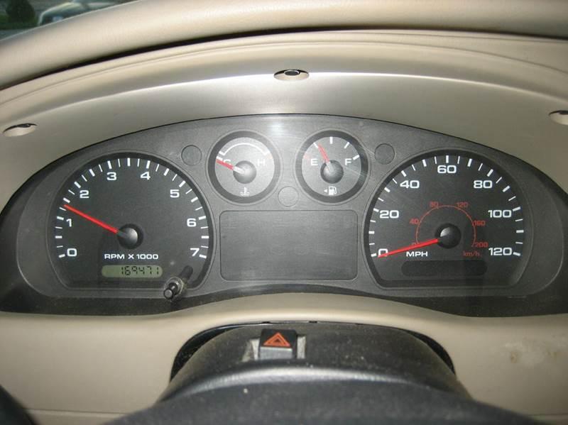2000 Ford Ranger Abs Light Stays On