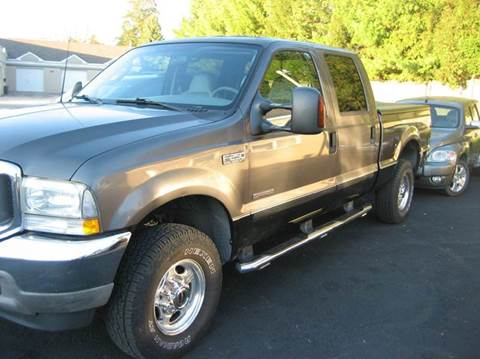 2003 Ford F-250 Super Duty for sale in Fairborn, OH