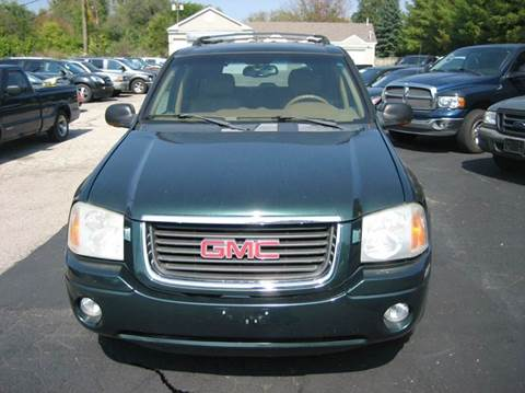 2002 GMC Envoy for sale in Fairborn OH