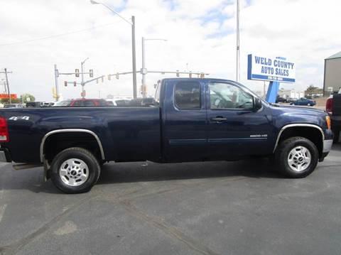 2012 GMC Sierra 2500HD for sale in Platteville, CO