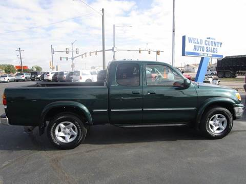 2000 Toyota Tundra for sale in Platteville, CO