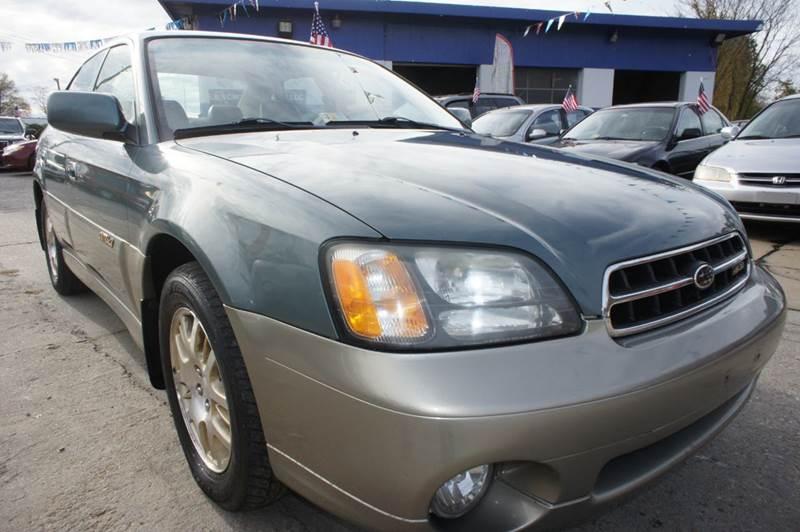 2002 subaru outback h6 3 0 awd 4dr sedan in richmond va. Black Bedroom Furniture Sets. Home Design Ideas