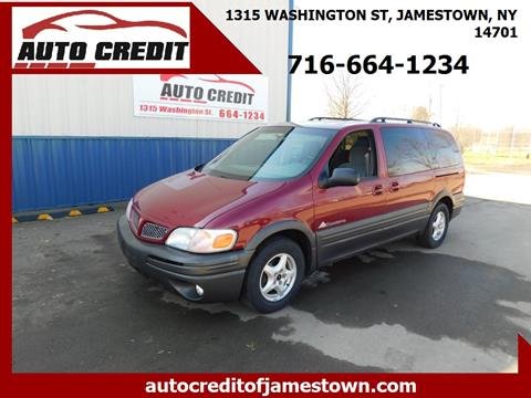 2004 Pontiac Montana for sale in Jamestown, NY