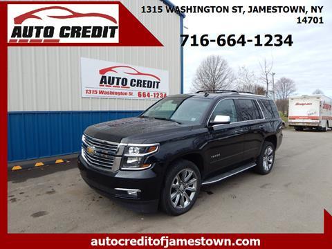 2015 Chevrolet Tahoe for sale in Jamestown, NY