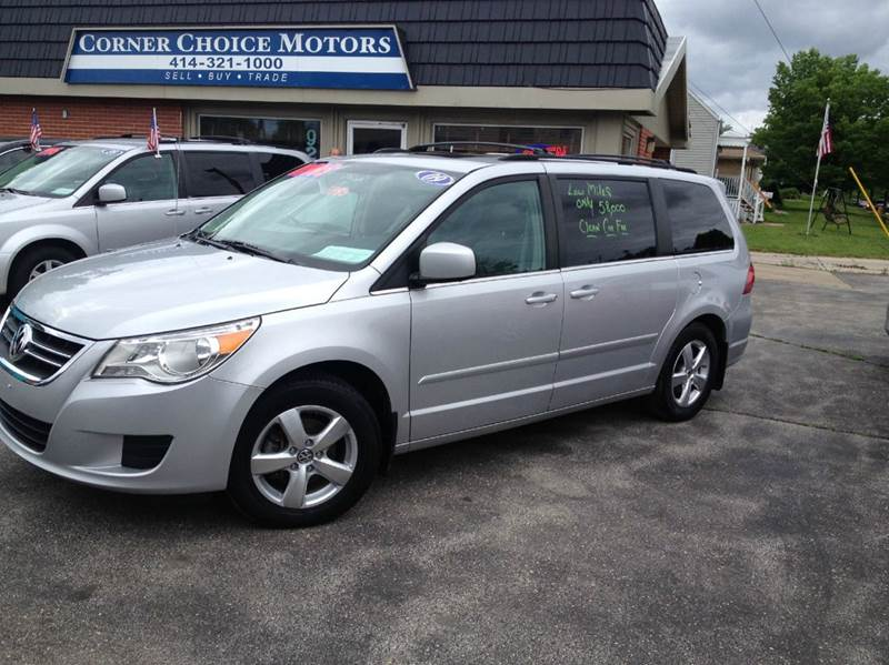 2009 volkswagen routan se 4dr mini van w rse in west. Black Bedroom Furniture Sets. Home Design Ideas