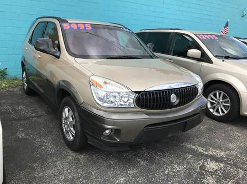2004 buick rendezvous for sale wisconsin. Black Bedroom Furniture Sets. Home Design Ideas
