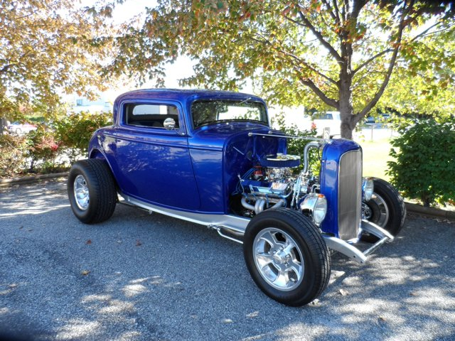 1932 Ford 3 Window Coupe SOLD SOLD SOLD