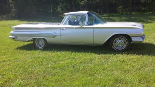 1960 Chevrolet El Camino SOLD SOLD SOLD