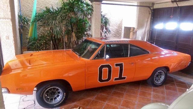 1969 Dodge Charger GENERAL LEE SOLD SOLD SOLD